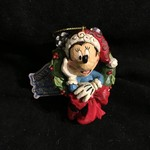 Minnie Mouse w/Wreath Ornament