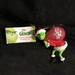 Grinch w/Red Sack Orn
