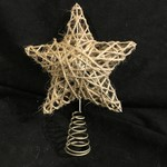 "6""  Star Tree Topper 2A"