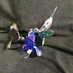 Hummingbird Ornament Prismatic 3A