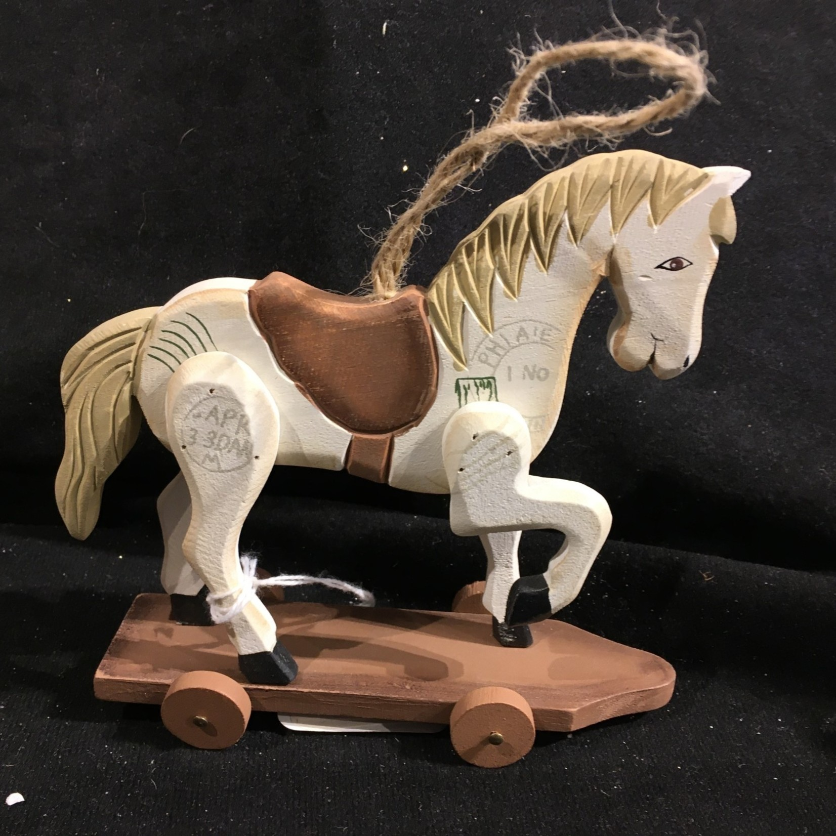 Rocking Horse/ with Wheels 2A