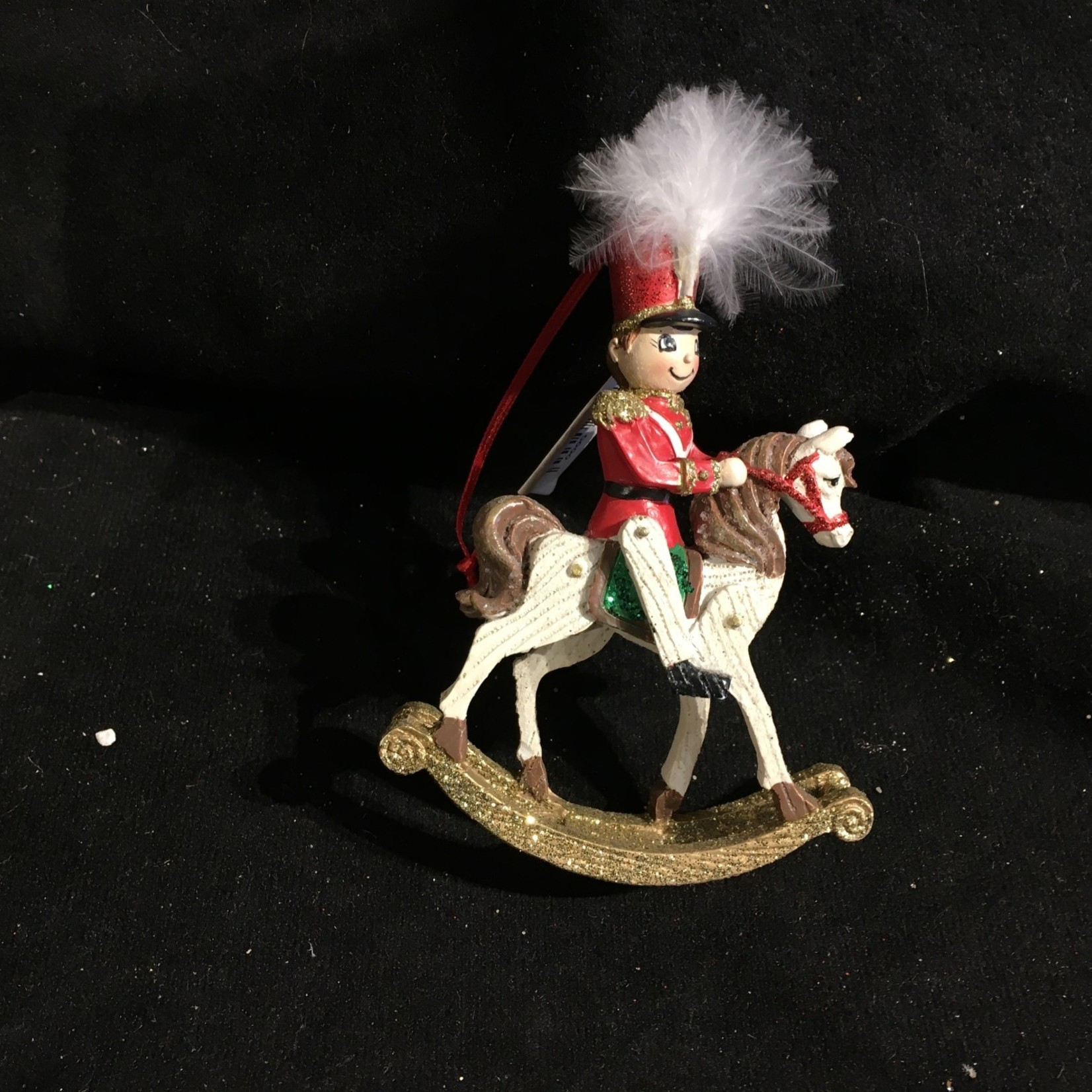 **Toy Soldier on Horse