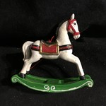 **Rocking Horse Ornament