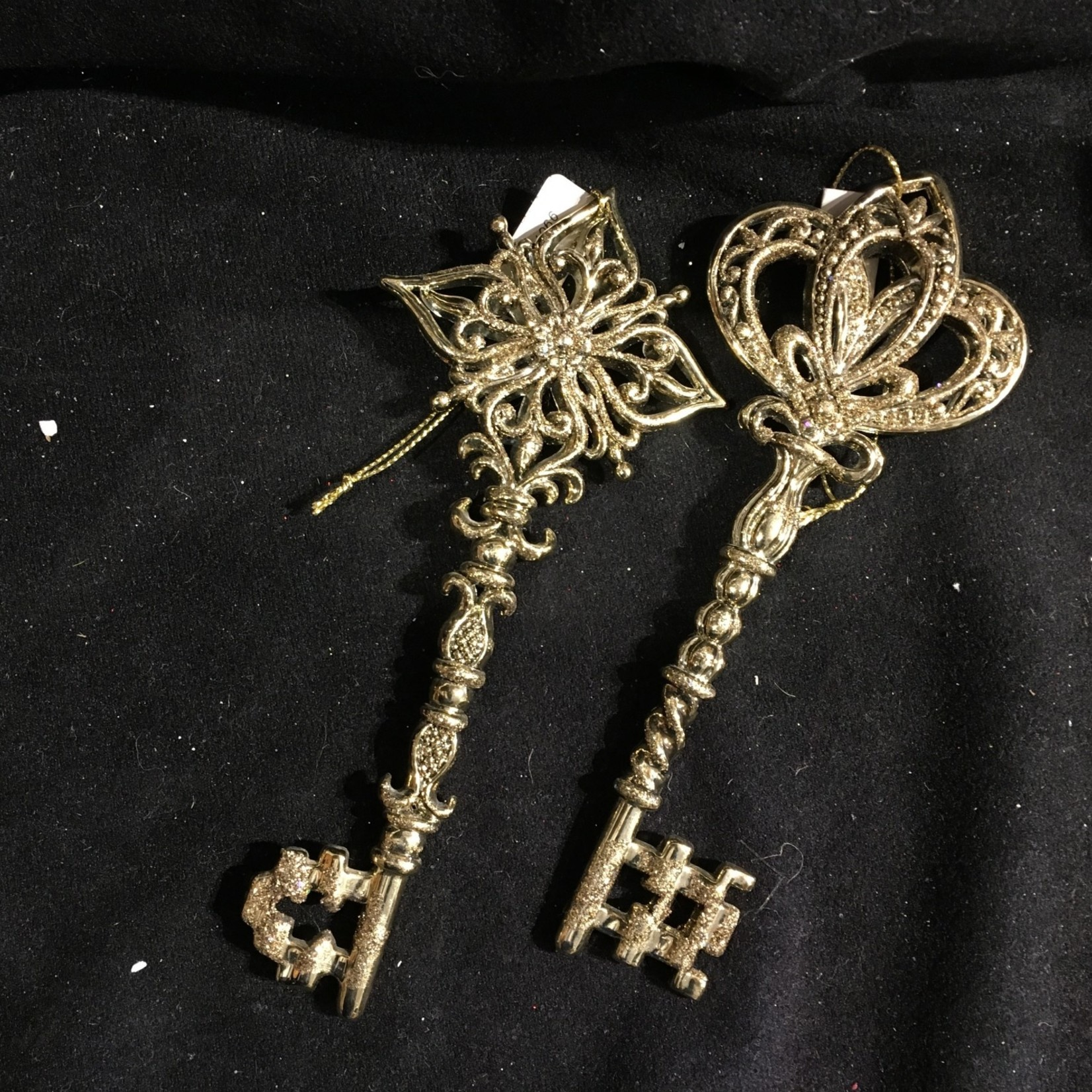 Key Ornament 3A