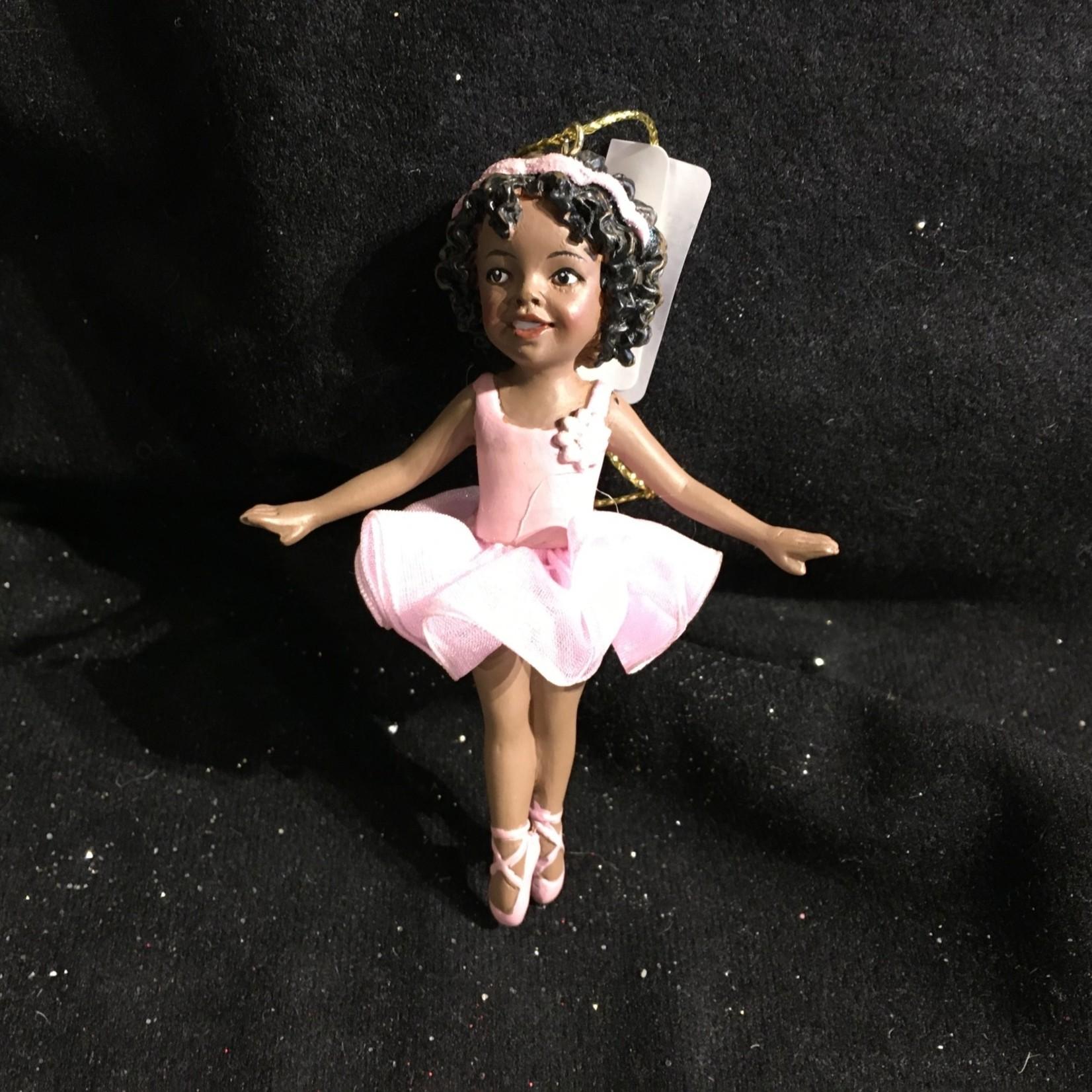 **Black Ballerina Girl 2A