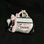 Dance Bag Ornament