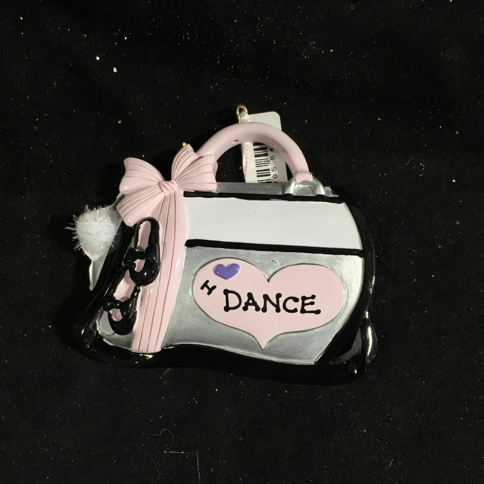 **Dance Bag Ornament