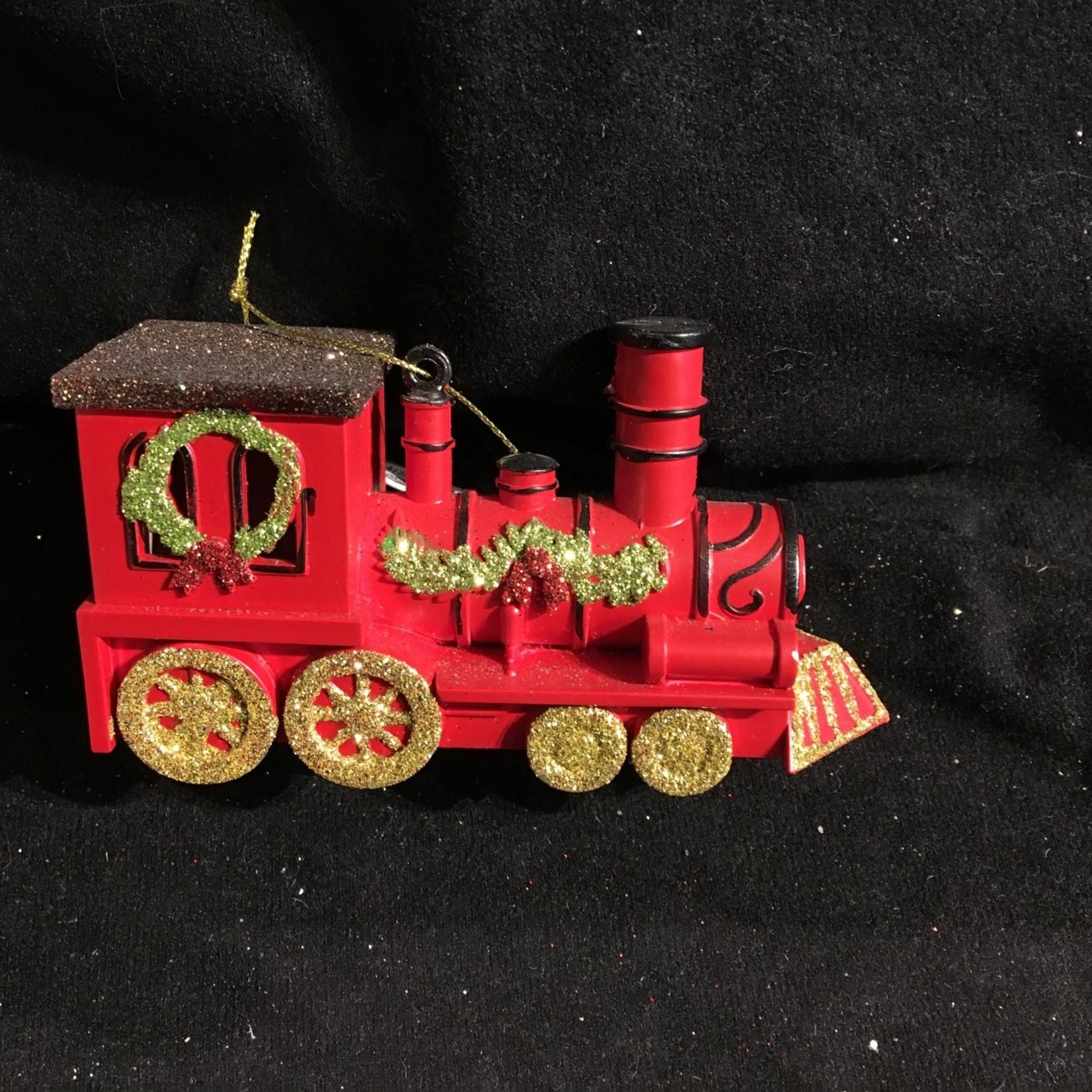 **Locomotive Ornament 2A