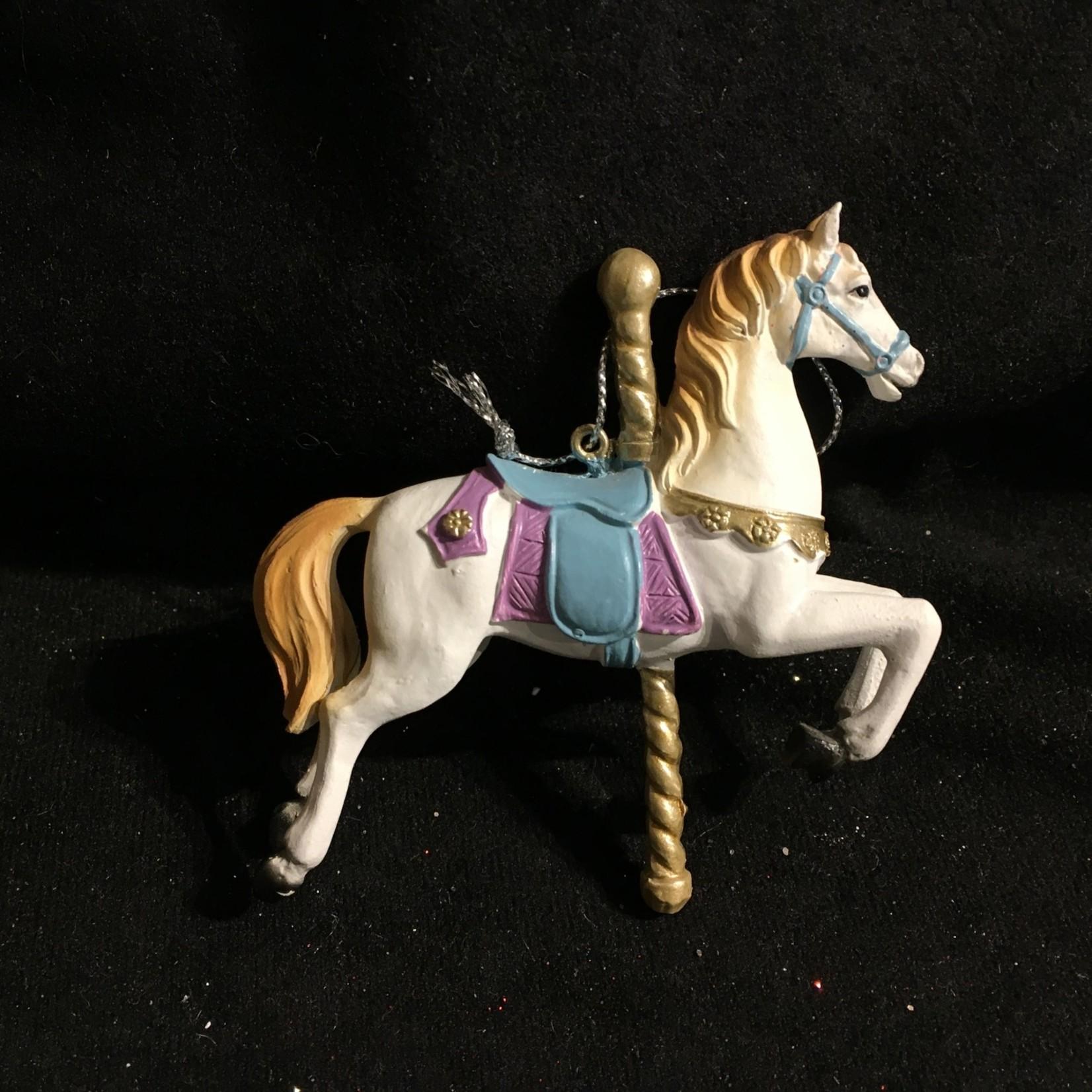 Carousel Horse Orn