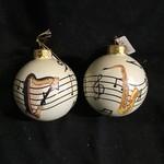 Music Design Glass Ball 2A