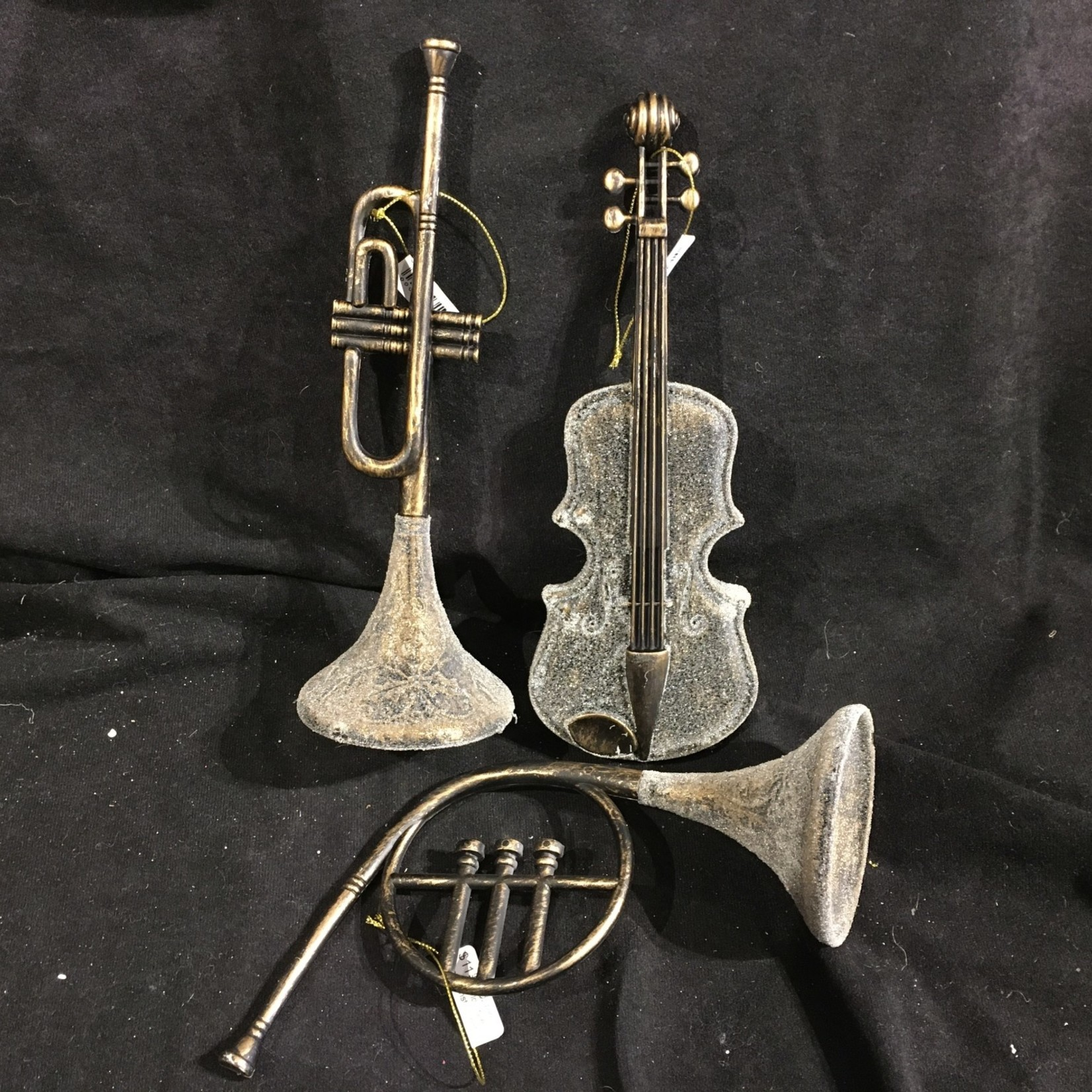 """10"""" Old Style Musical Instrument 3A"""