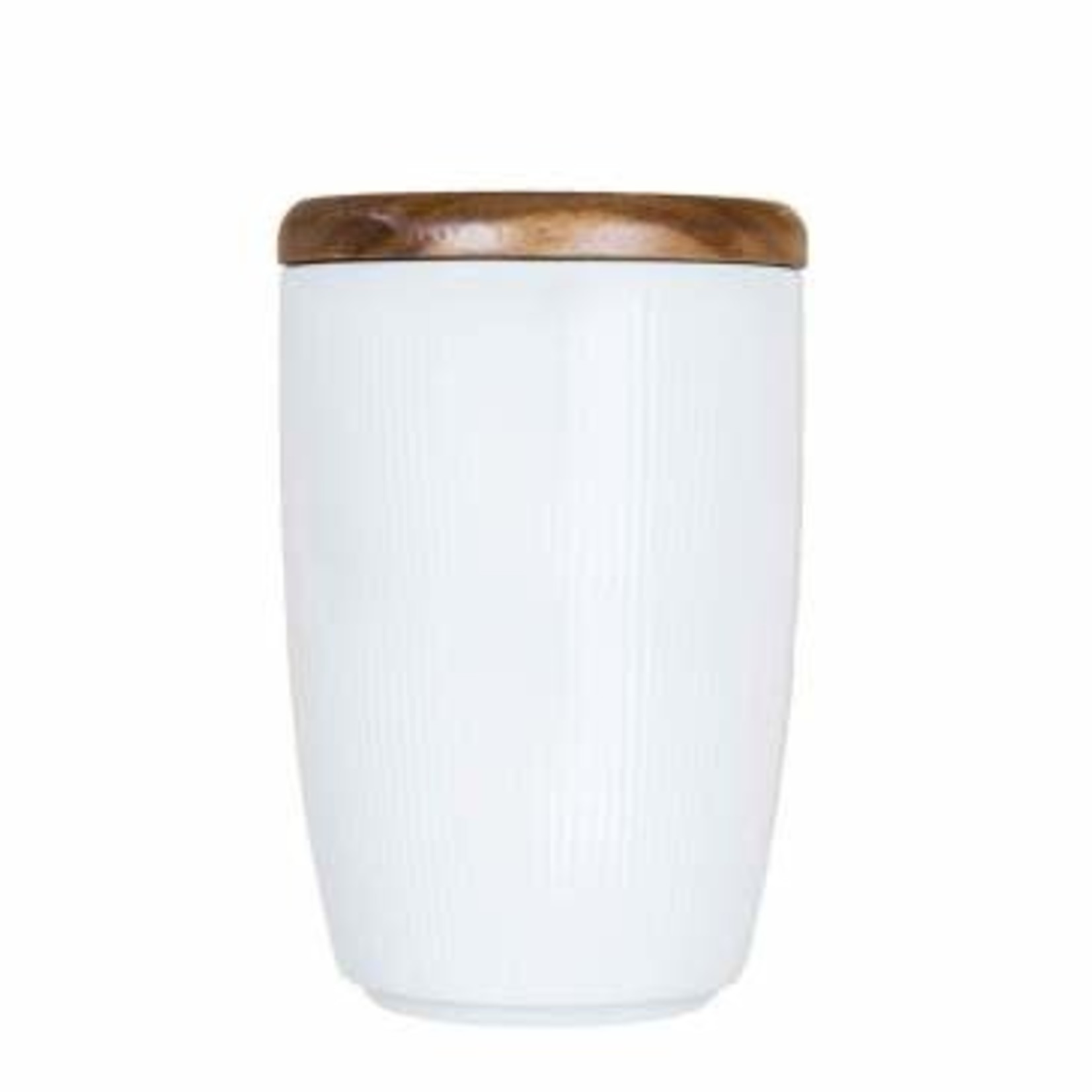 Porcelin Cannister (20 oz)