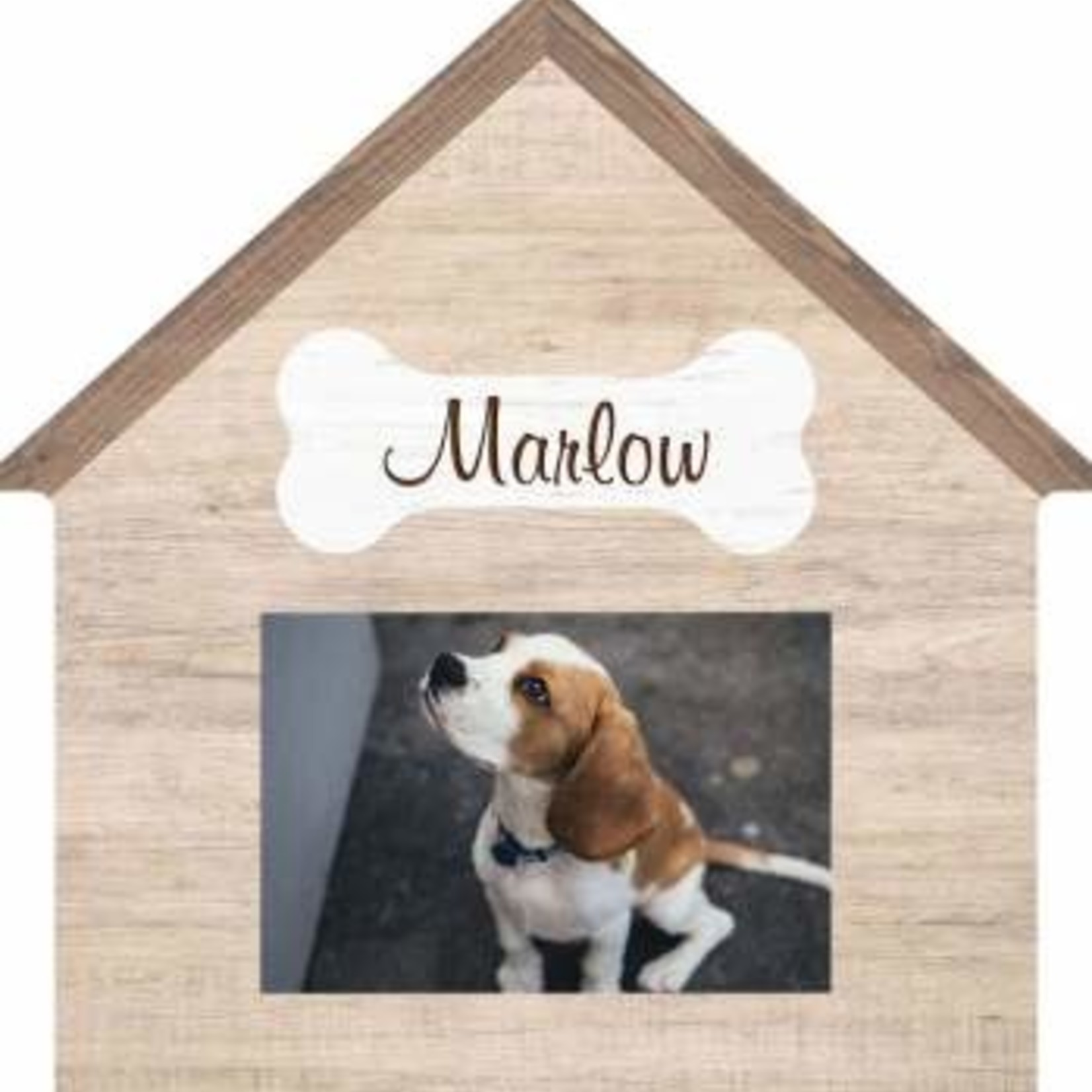 Engravable Dog House