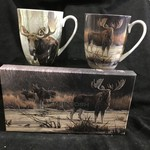 Bateman Moose Mug (Set of 2)