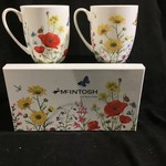 Wildflowers Mugs (Set of 2)
