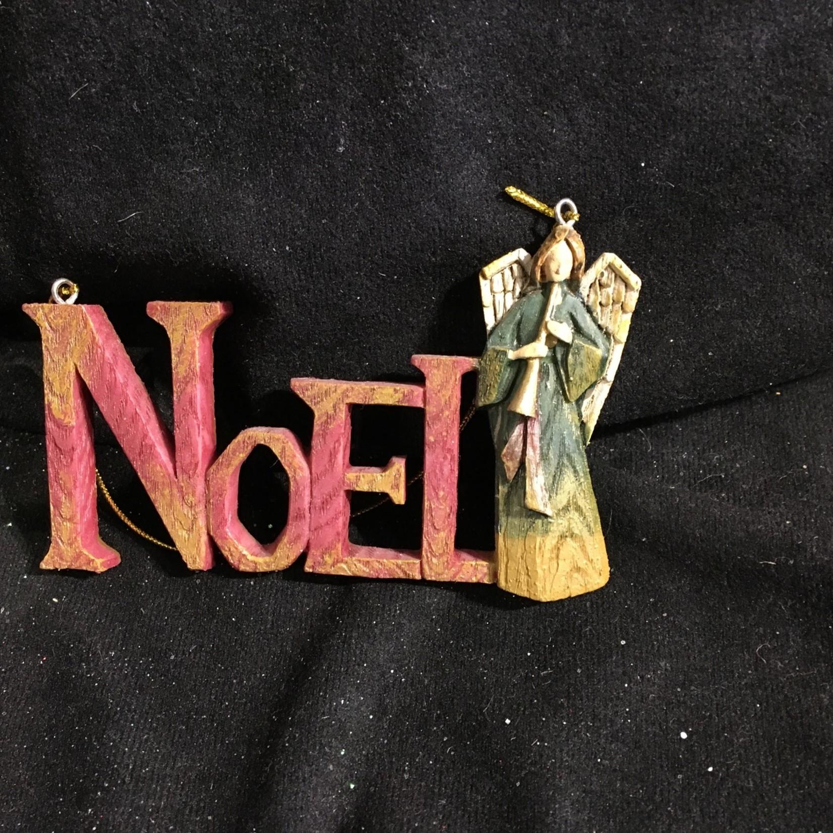 Rustic Noel Angel