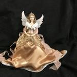"9.5"" Rose Gold Angel"