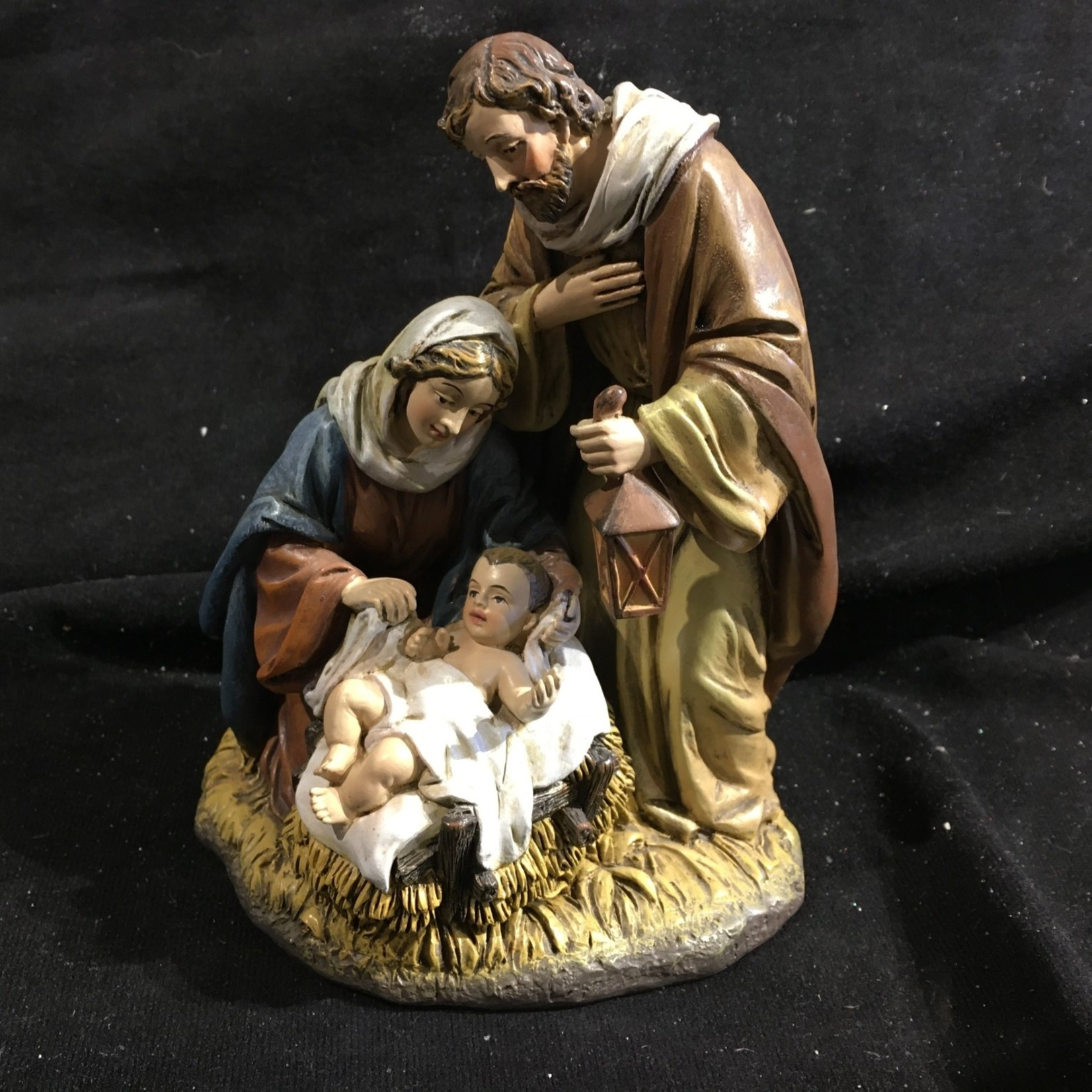 "6.5"" Holy Family Figures (no box)"