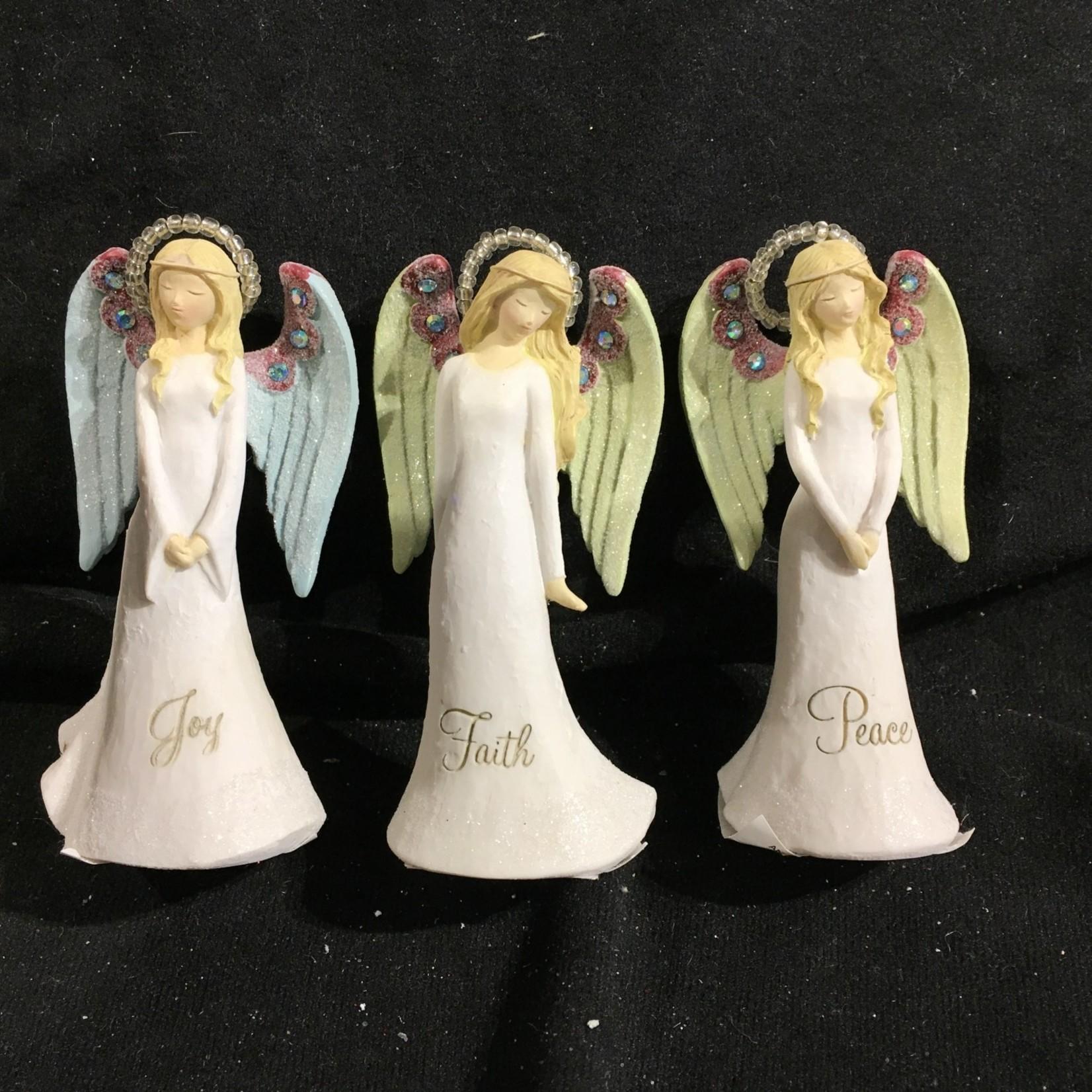 "**4"" Angel Figurine 3A"
