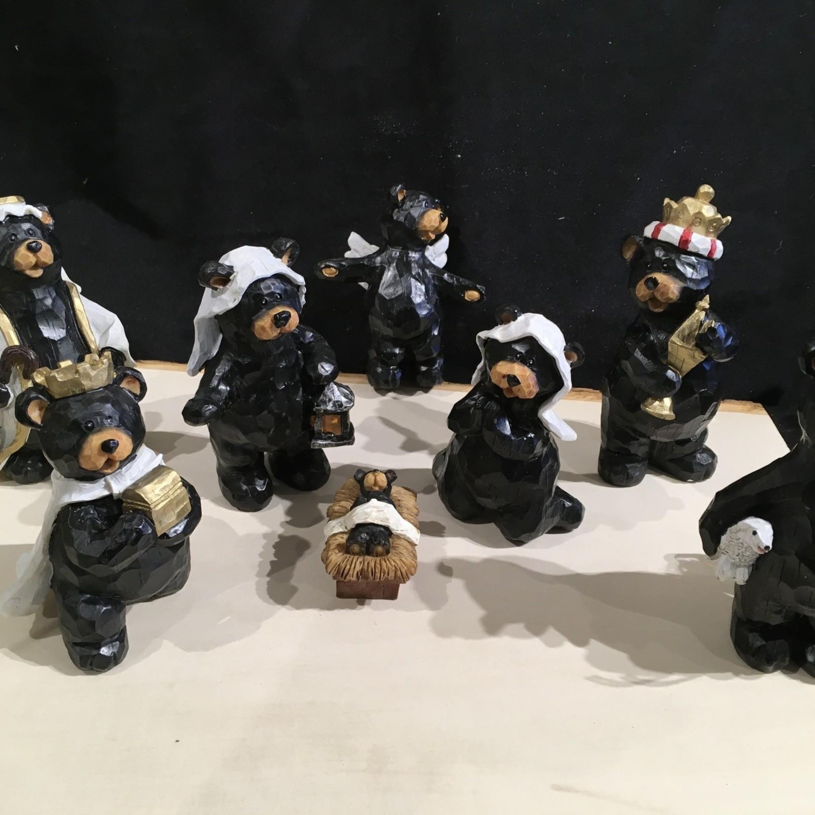 Bear Nativity (8 Pcs)
