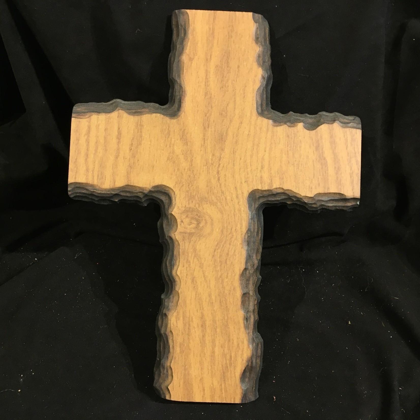 "Barky Cross  16x12"""