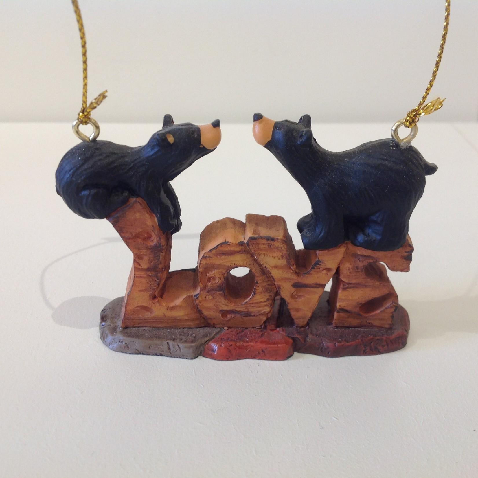 **Love Bears Ornament