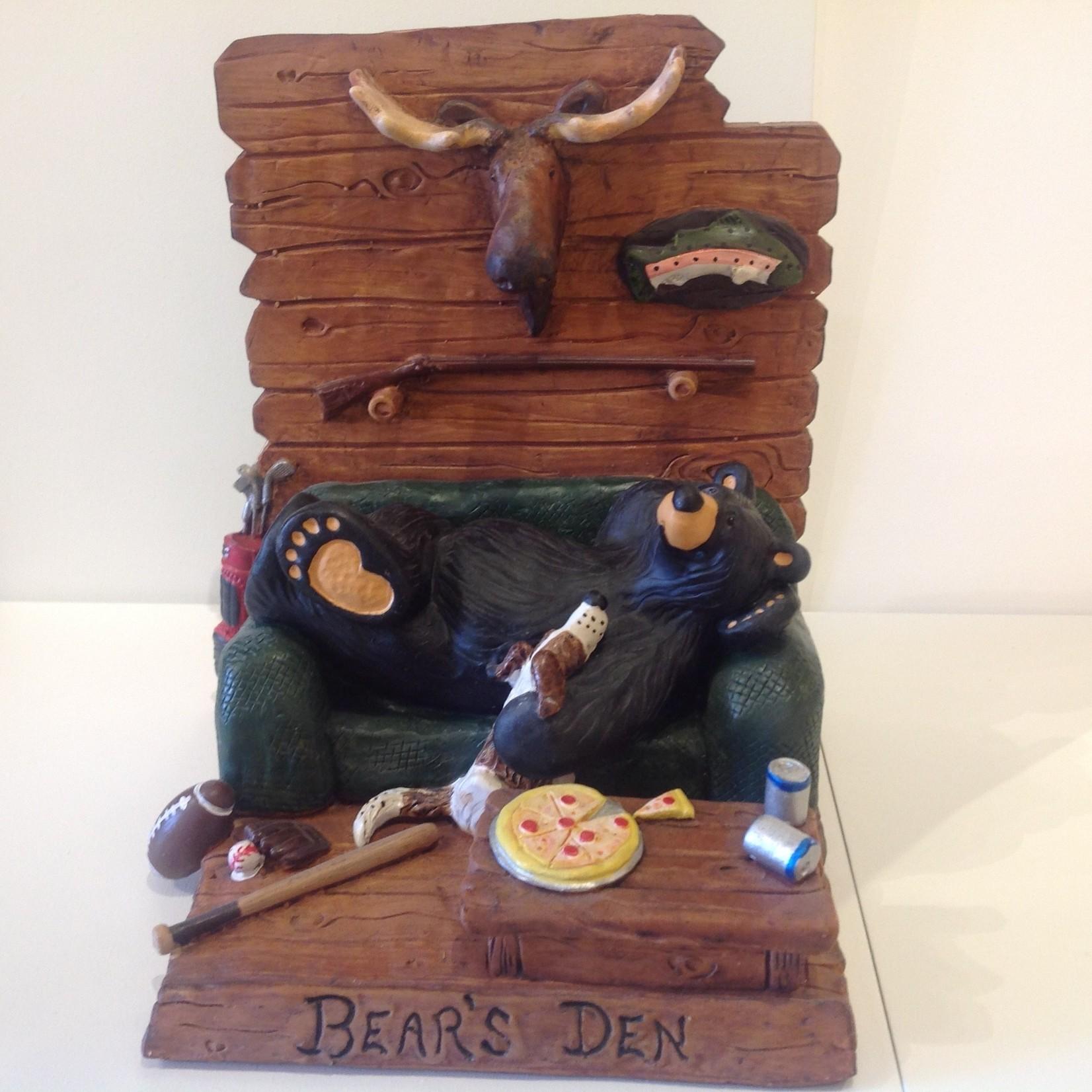 Bear's Den Figurine