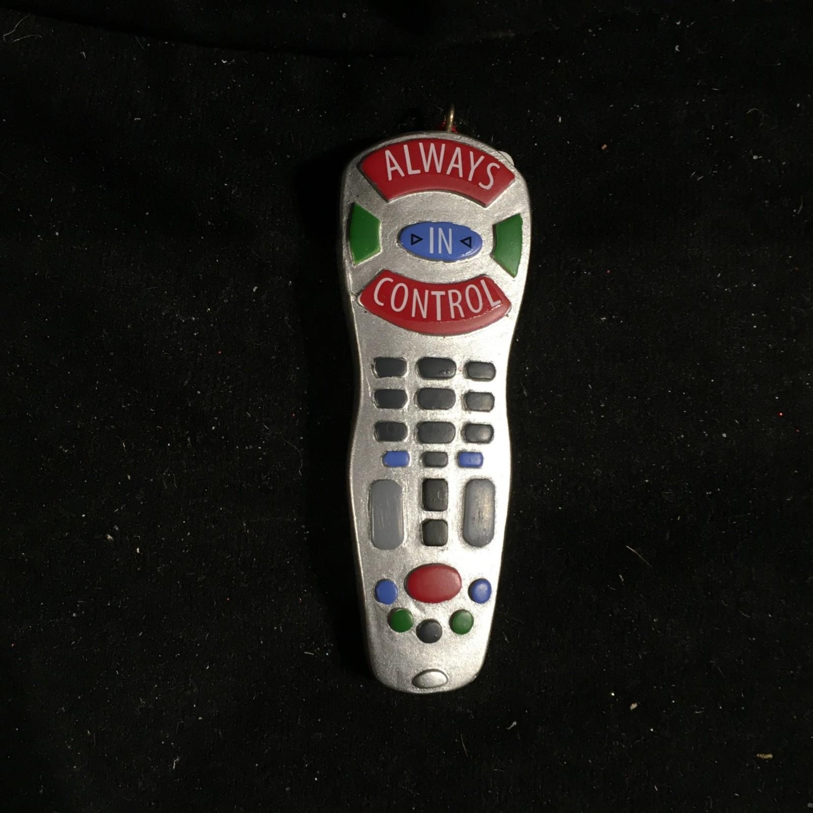 **TV Remote Ornament