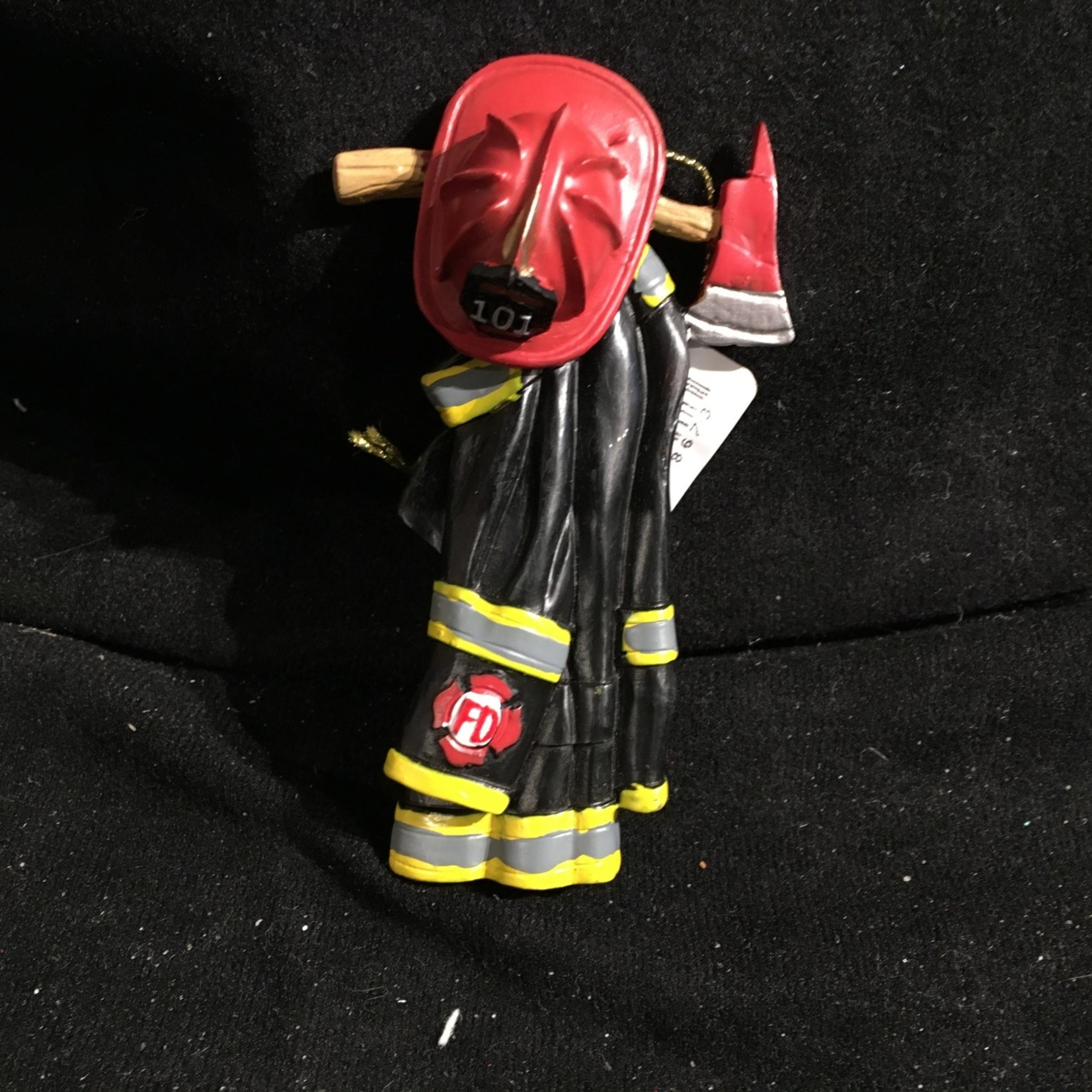 Firefighter Uniform Orn