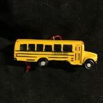 **School Bus Ornament
