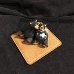 "2"" Little Smooch Bears Figurine (no box)"