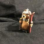 Buddy the Beaver Orn - Skier