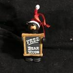 Free Bear Hugs Ornament