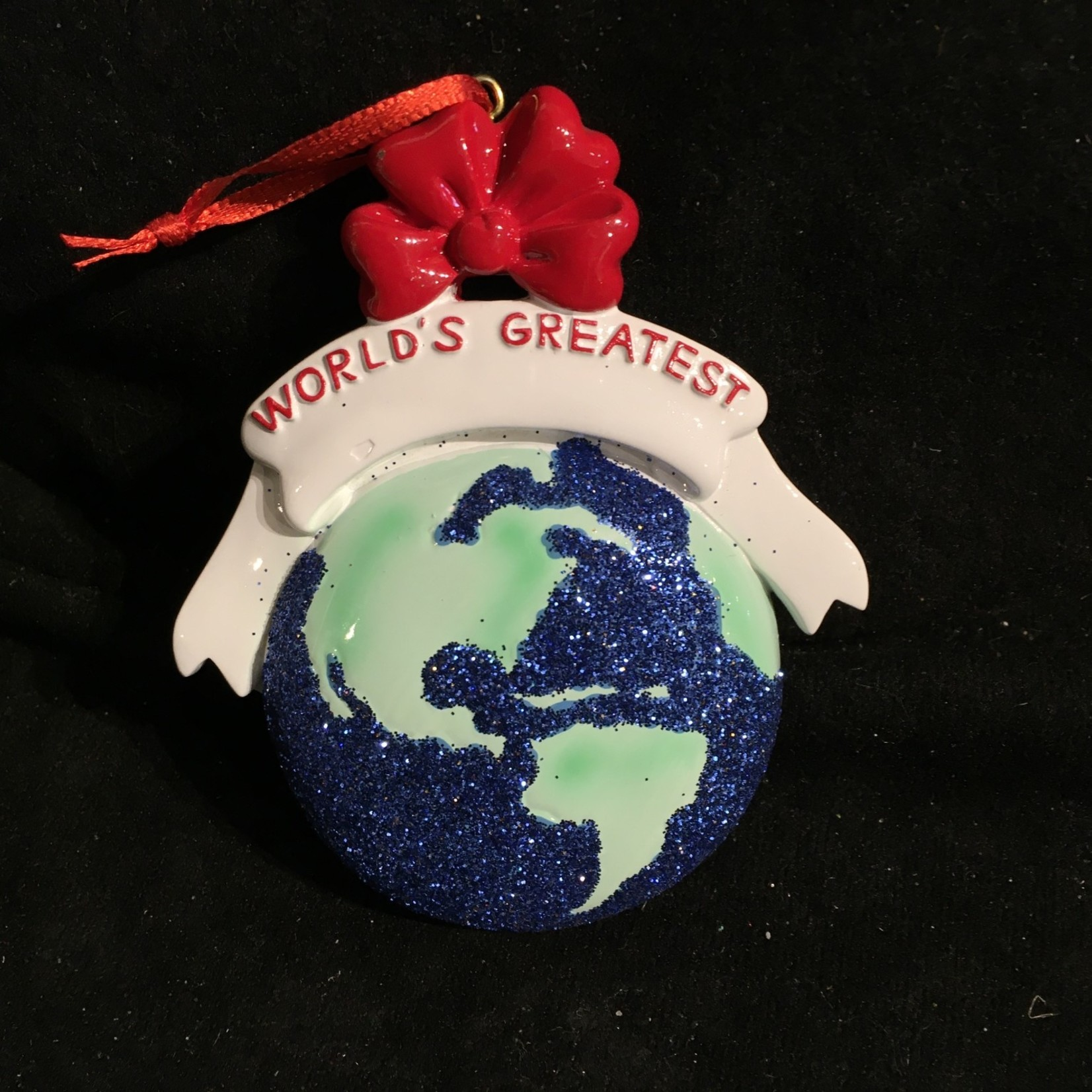 **Worlds Greatest Ornament