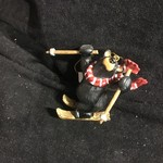 Bear Freestyle Skier Ornament