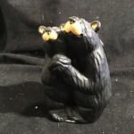"5.5"" Bears Dancing Figurine"