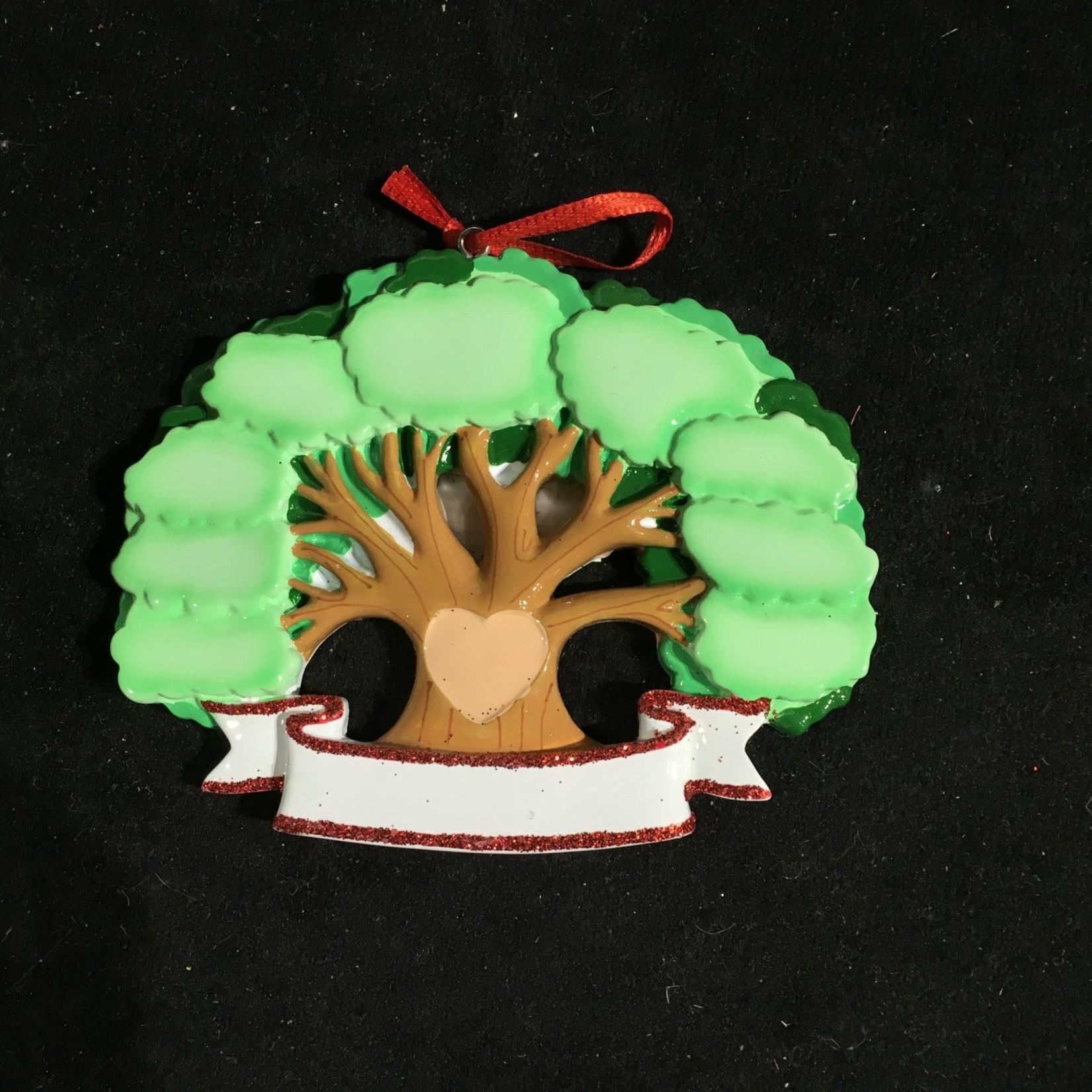 **Family Tree Ornament