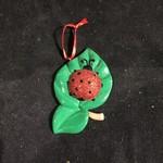 **Ladybug Ornament