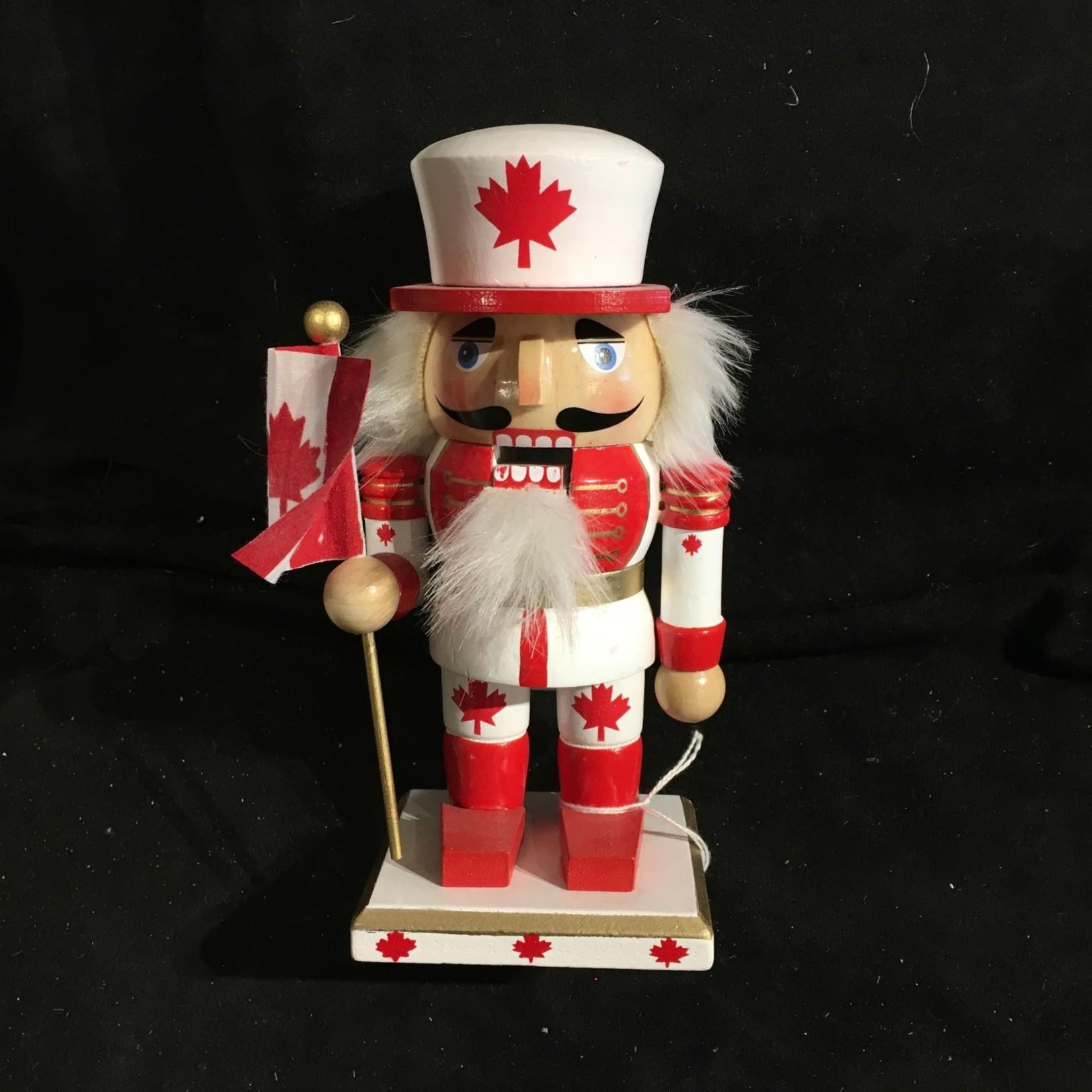 """7"""" Chubby Canadian Nutcracker"""