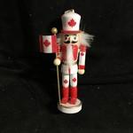 "5"" Canadian Nutcracker Ornament"