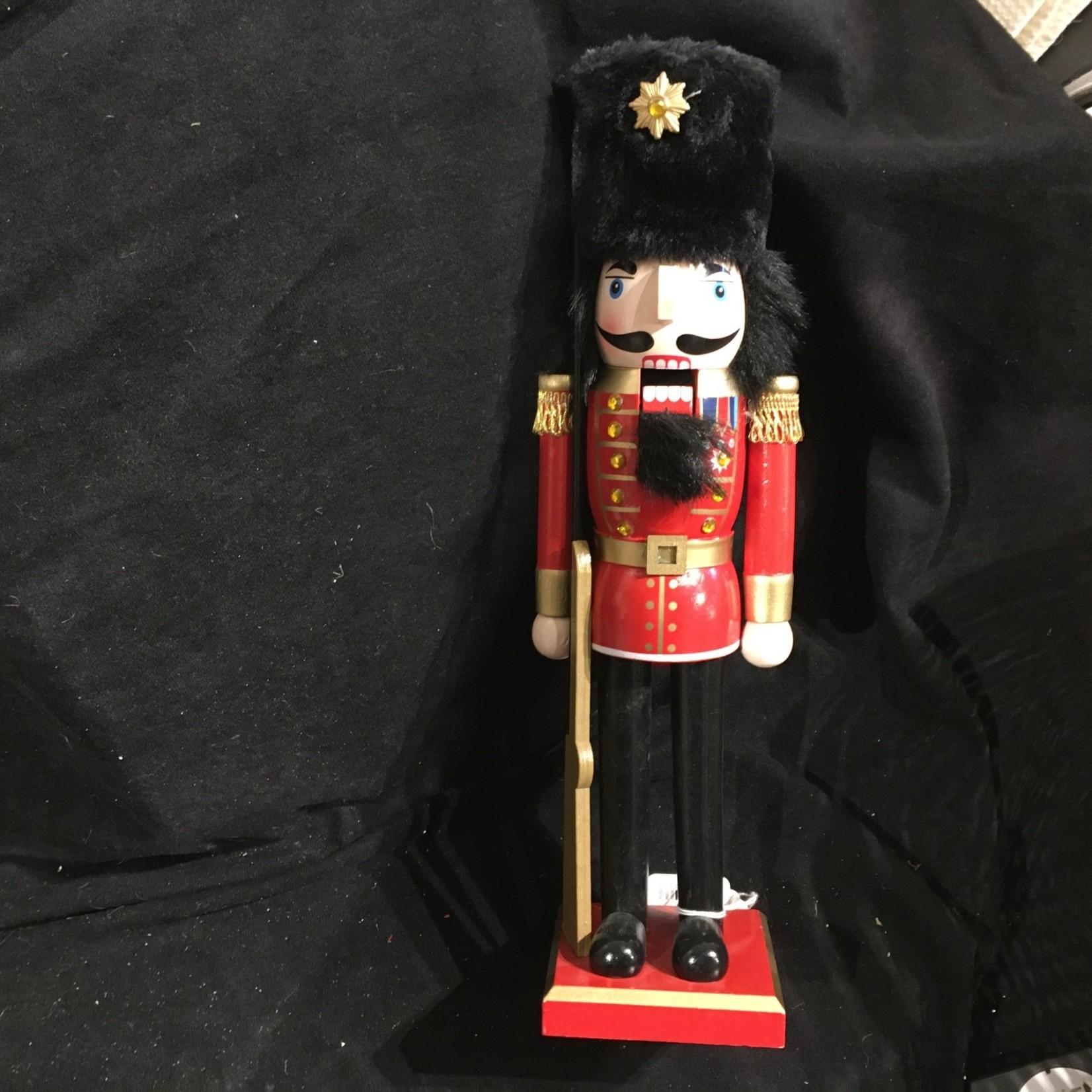 "14"" British Royal Guard Nutcracker"