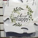 Puzzle - Choose Happy