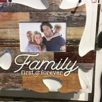 Puzzle - Family First & Forever