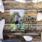 Puzzle - Our Family Grows With Love