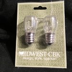 **Flat Top Night Light Bulb (2 pk)