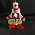 "6"" Pull Maple Leaf Soldier"