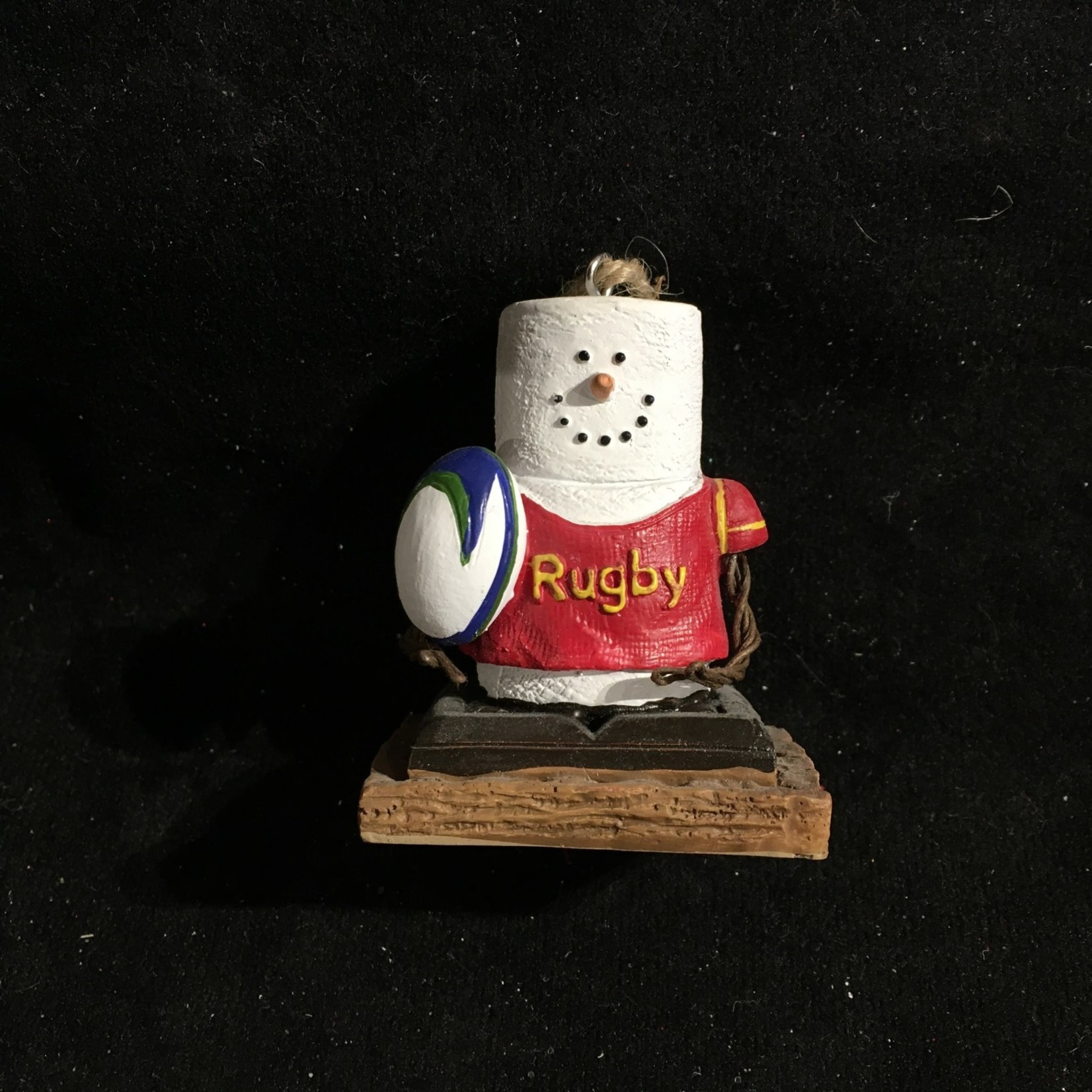 **S'More Rugby Player
