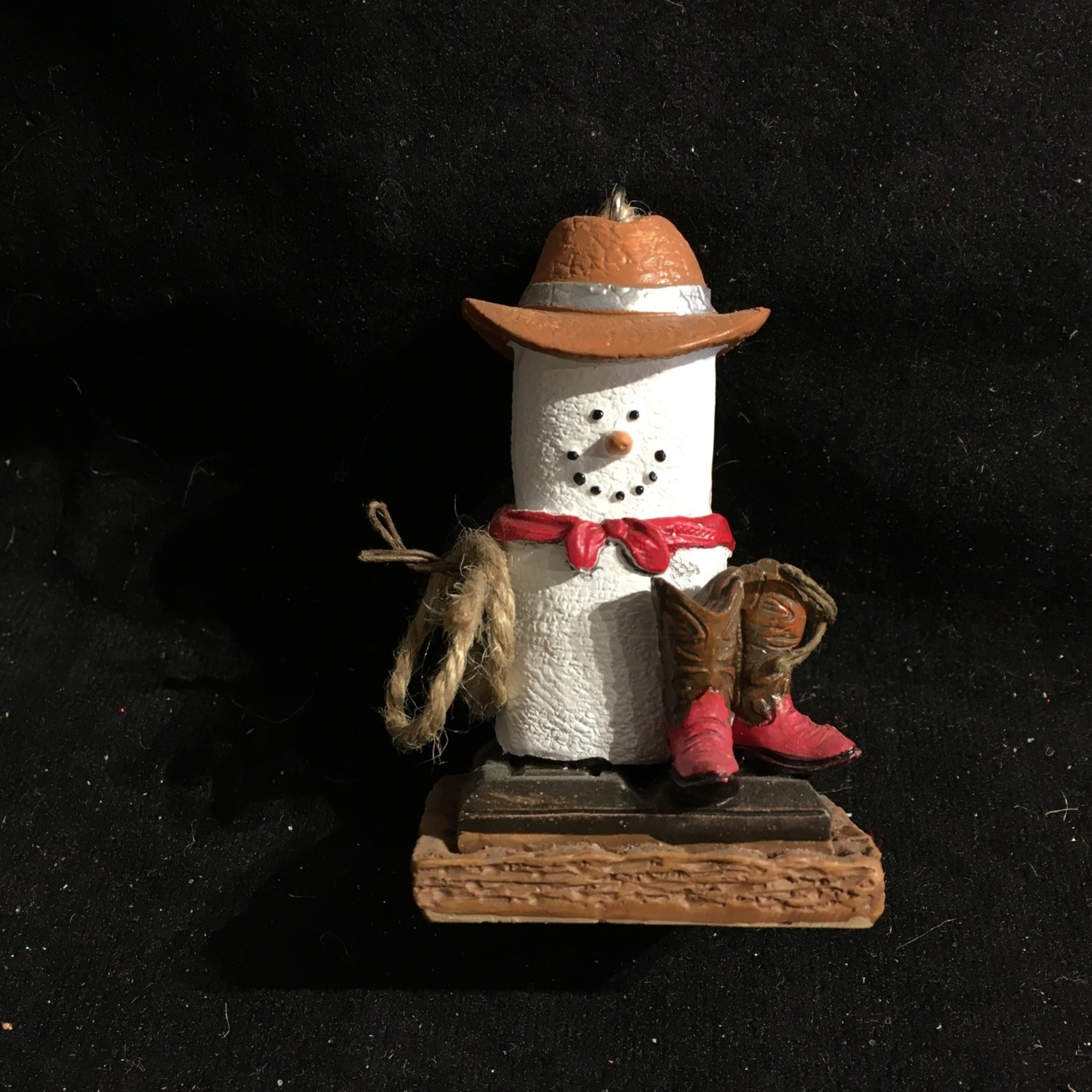 S'More Cowboy w/Boots