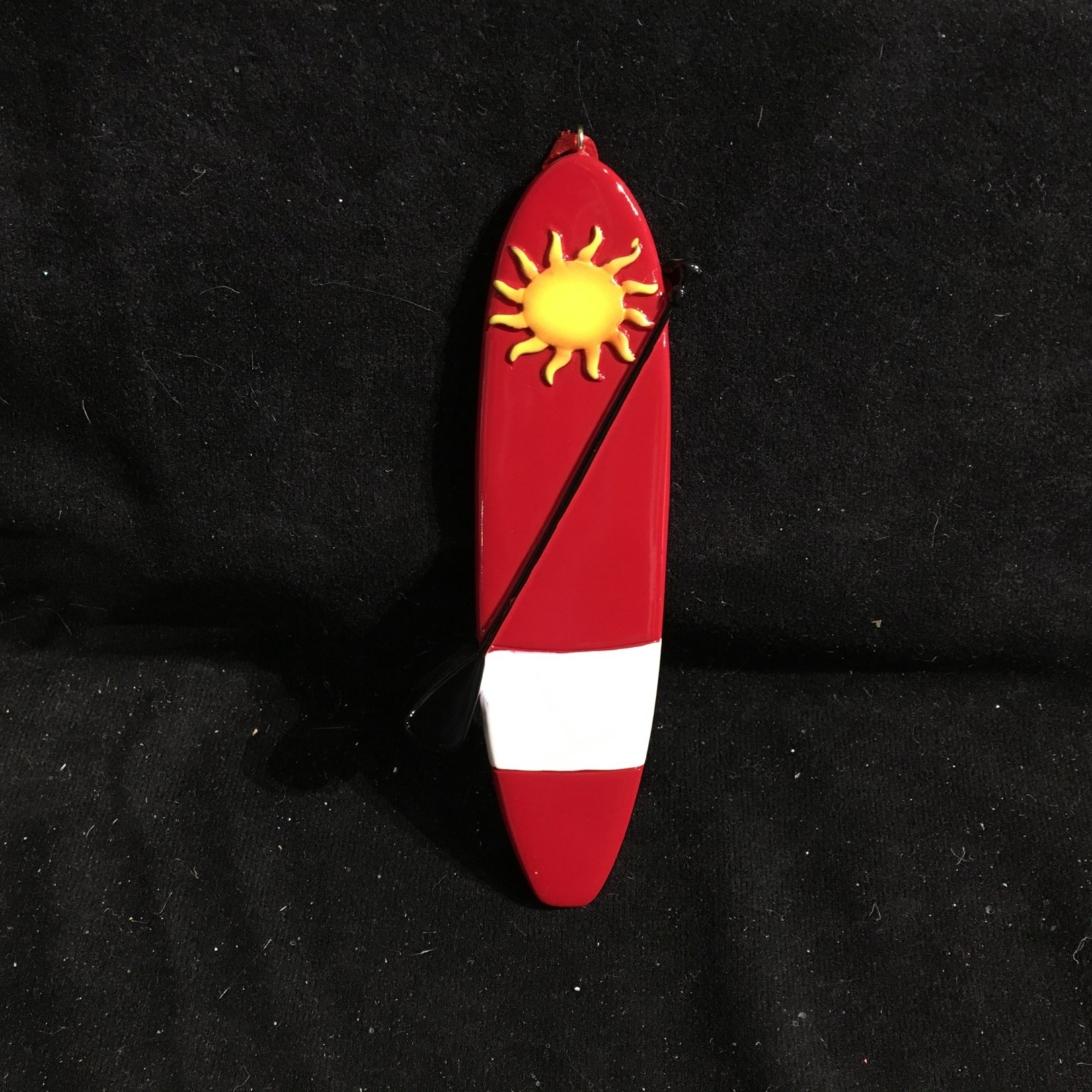 Paddleboard Ornament