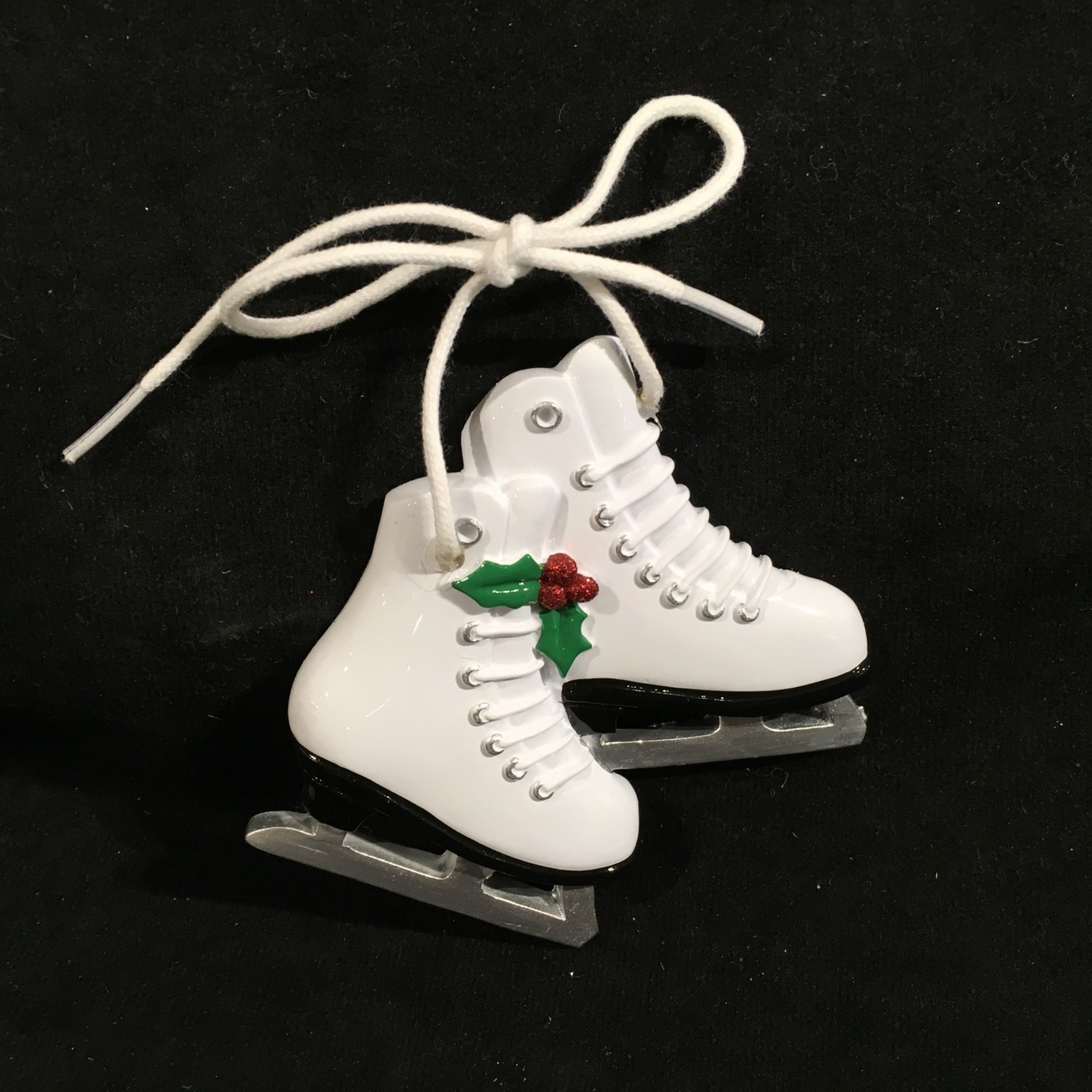 Personalized Figure Skates Orn